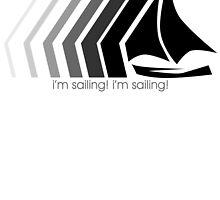 Look at me, I'm sailing! by ACImaging