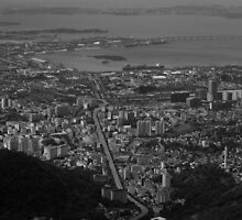 Black & White Rio by Mcrobbie