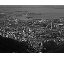 Black & White Rio Photographic Print