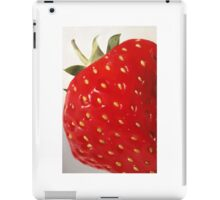 Lovely Big Strawberry iPad Case/Skin