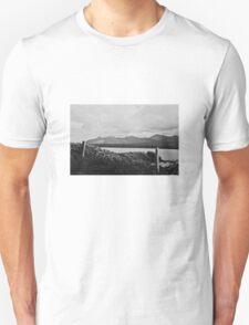 Half-broken Hearted (mono) Unisex T-Shirt