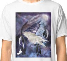 Dream Catcher - Legend Of The White Raven Classic T-Shirt