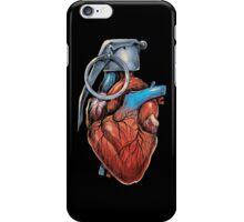 Heart Grenade iPhone Case/Skin