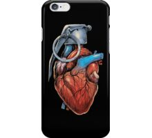 Heart Grenade iPhone Case/Skin