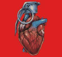Heart Grenade Kids Clothes