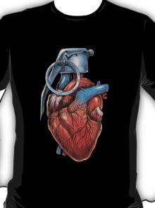 Heart Grenade T-Shirt