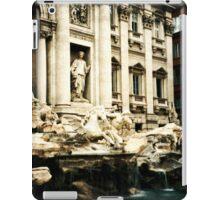 Rome, Italy: Trevi Fountain iPad Case/Skin