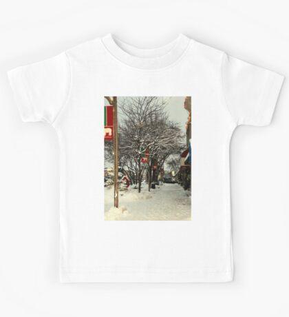 White Bear Lake, MN: Washington Square Kids Tee