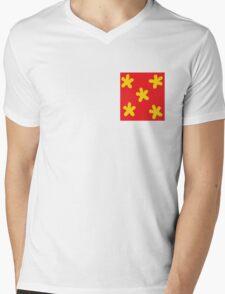 Quag Mens V-Neck T-Shirt