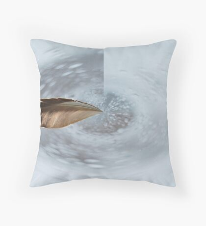 world's autograph Throw Pillow