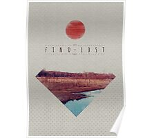 FIND LOST Poster