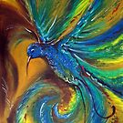 Hummingbird by Alva