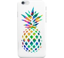 Rainbow Pineapple iPhone Case/Skin