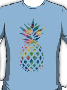 Rainbow Pineapple T-Shirt