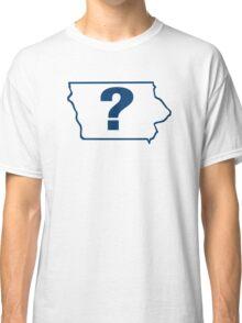 Iowa. Classic T-Shirt