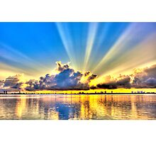 Sunrise / Sunset Photographic Print