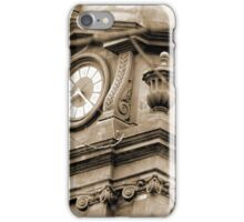 Boston: What Time is It? iPhone Case/Skin