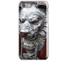 Boston: Enter If You Dare! iPhone Case/Skin