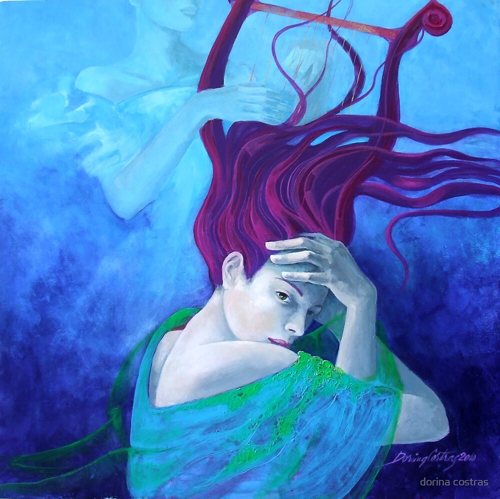 """Elegy - from """"Whispers"""" series by dorina costras"""