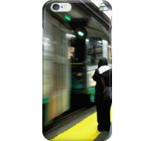 Boston: Green Line iPhone Case/Skin