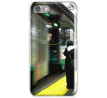 Boston: Green Line iPhone Case/Skin