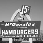 1st McDonald&#x27;s in Des Plaines, Illinois by Susan Russell