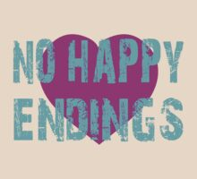 no happy endings by fuxart