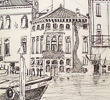 San Stae by Stephen Coley