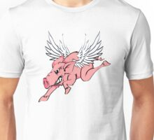 When Pigs Fly! Unisex T-Shirt