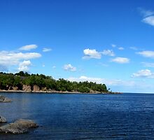 Duluth, MN: Land of Sky Blue Water by ACImaging