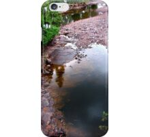 Two Harbors, MN: Gooseberry Reflections iPhone Case/Skin