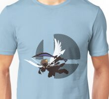 Pit (Flying, Smash) - Sunset Shores Unisex T-Shirt