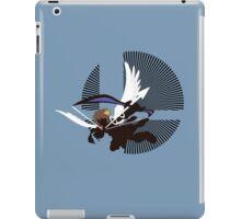 Pit (Flying, Smash) - Sunset Shores iPad Case/Skin