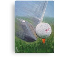 """FORE""! Canvas Print"
