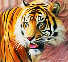 TIGER by Icarusismart