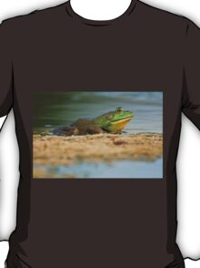 Pig Frog Relaxing T-Shirt