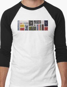 Society (2015) Men's Baseball ¾ T-Shirt
