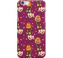 Cutesy Colorful Halloween Pattern iPhone Case/Skin