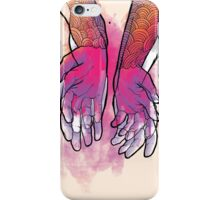 Dirty Hands iPhone Case/Skin