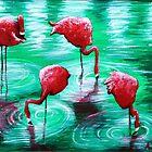 Flamingo Festival by Aoife Joyce