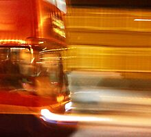 London Buses by Gillian  Ford