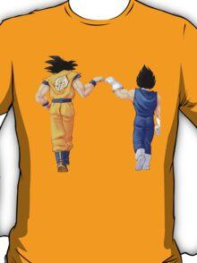 Dragon Ball - Goku & Vegetta T-Shirt