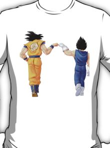 Dragon Ball - Goku & Vegetta T-Shirt