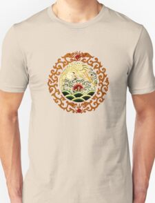 Asian Art Chinese Crane T-Shirt