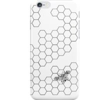Beehive and Bee iPhone Case/Skin