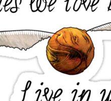 J.K. Rowling Quote Sticker