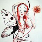 Flower Faery by Aoife Joyce