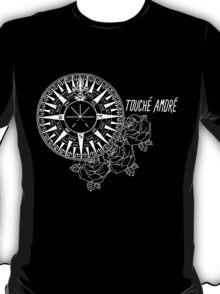 Compass Rose Noir T-Shirt