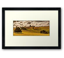 Vines #2 Framed Print