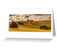 Vines #2 Greeting Card